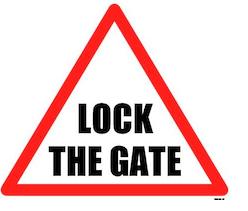 lockthegate